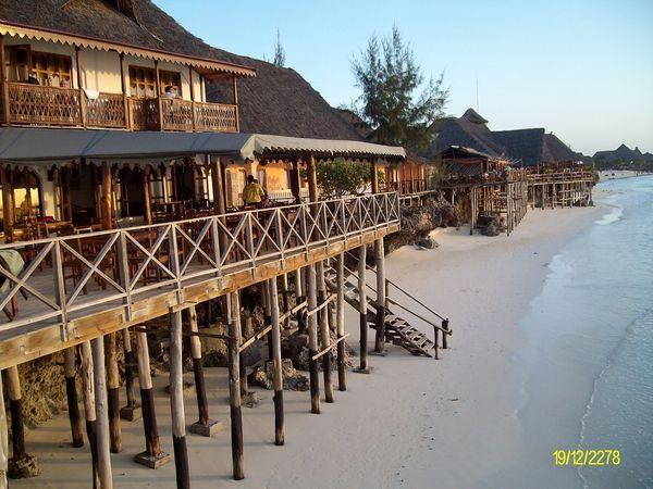 Langi Langi Beach Resort Zanzibar